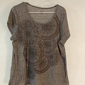 4/$25Style and Co- shirt size L (141)
